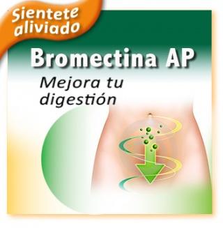 Bromectina AP, mejora la digestión